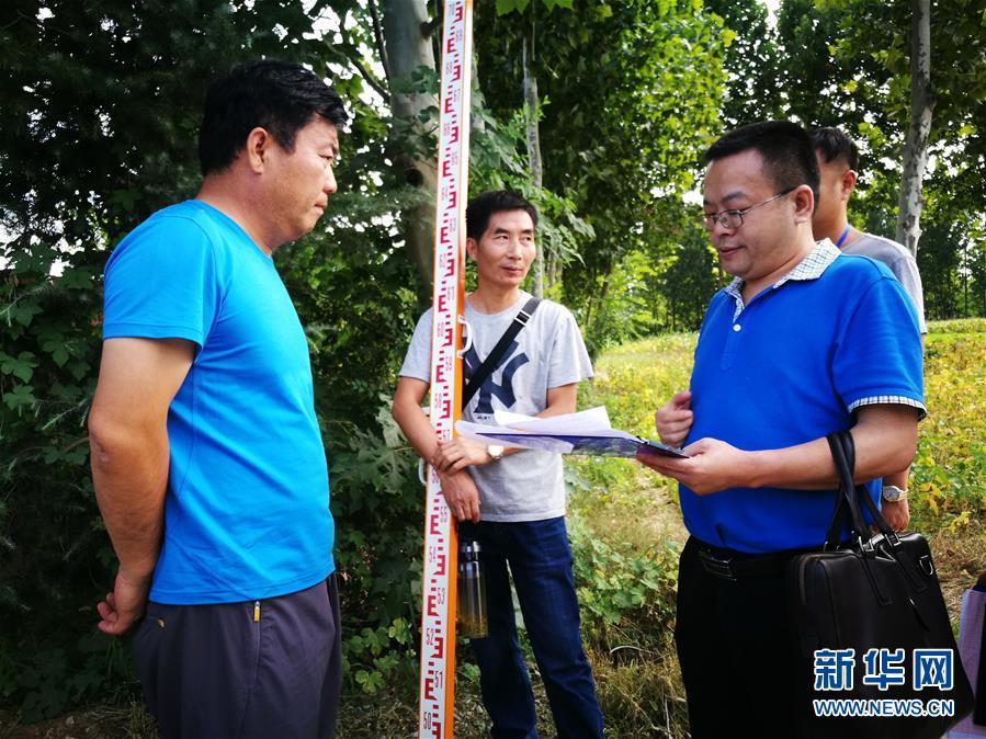 (时代先锋·图文互动)追记湖南省洞庭湖水利工程管理局原总工程师余元君