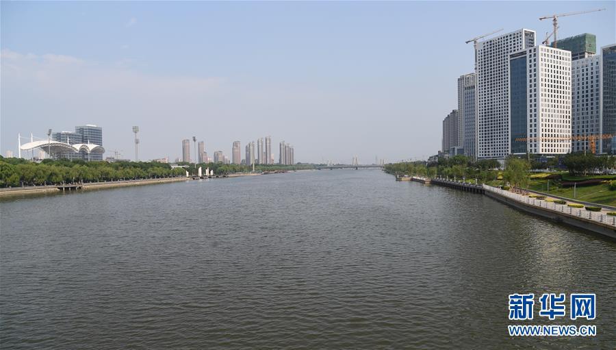 (壮丽70年·奋斗新时代——共和国发展成就巡礼·图文互动)(3)千年古城崛起大国首都——北京70年跨越式发展纪实