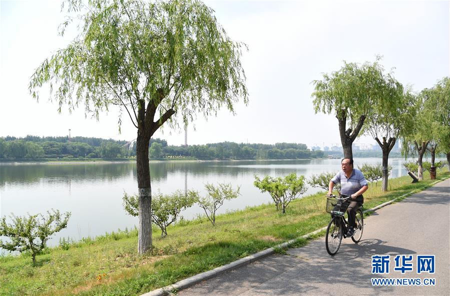(壮丽70年·奋斗新时代——共和国发展成就巡礼·图文互动)(6)千年古城崛起大国首都——北京70年跨越式发展纪实