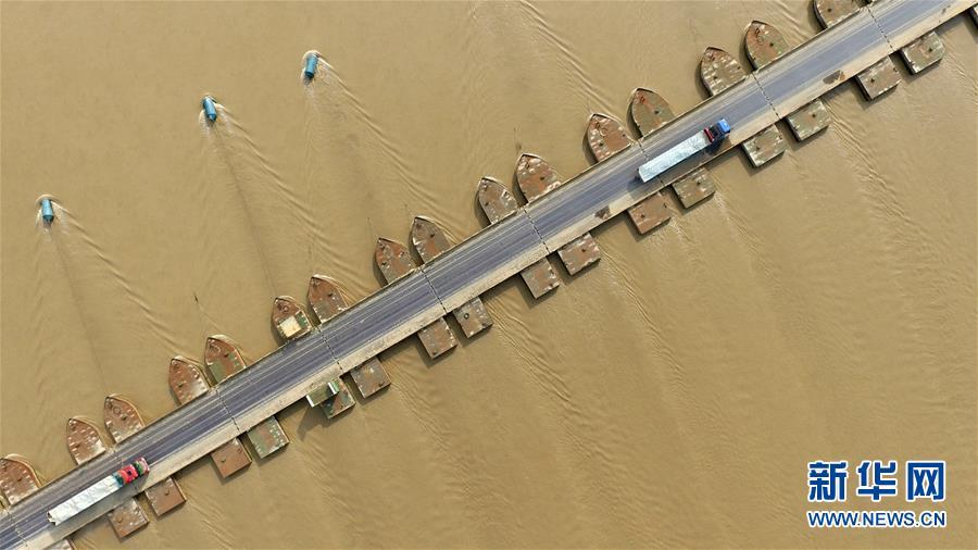 (图文互动)(7)大河奔流书写绿色发展画卷——黄河连续20年不断流启示