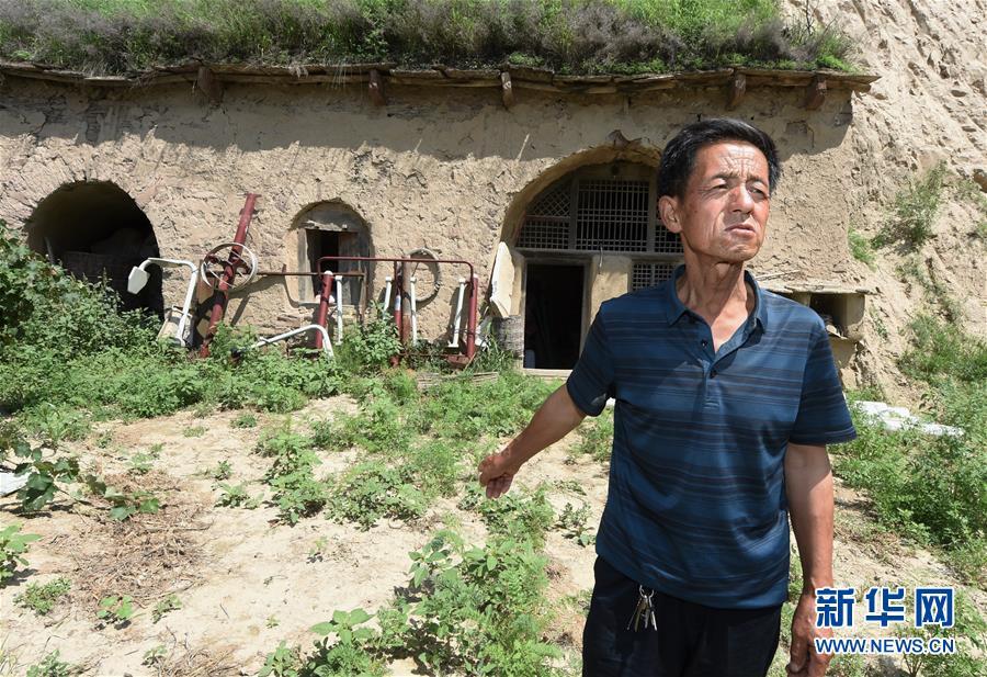 (新华全媒头条·壮丽70年·奋斗新时代——记者再走长征路·图文互动)(2)红星,从这里照耀中国——陕北见证中国革命的历史转折