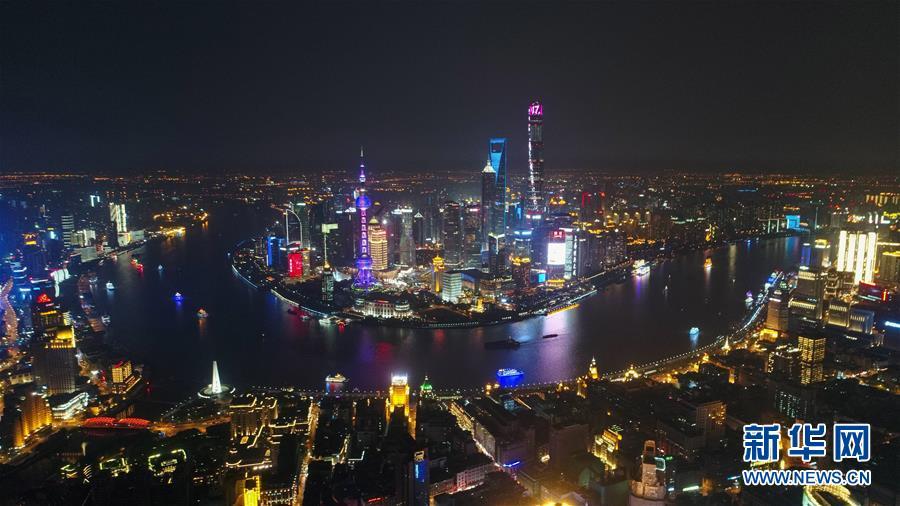 (壮丽70年·奋斗新时代——共和国发展成就巡礼·图文互动)(4)大江大河大上海——上海70年开放创新发展巡礼