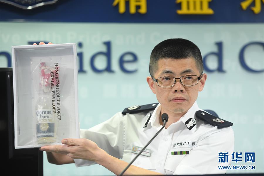 (港澳台·图文互动)(2)香港警方:修例风波以来共拘捕1117人