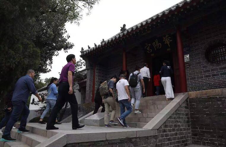 乐业守初心 宜人亦宜居 全国网媒采访团慢行体验济南城市聚才嬗变