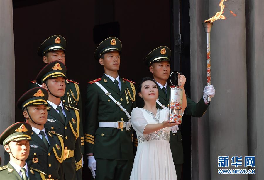 (新华全媒头条·图文互动)(8)强军健体铸和平——新中国军事体育事业发展纪实