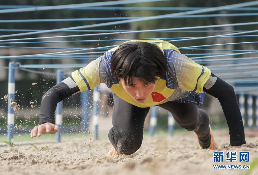(新华全媒头条·图文互动)(6)强军健体铸和平——新中国军事体育事业发展纪实