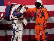 (國際)(2)美航天局發布下一代登月宇航服