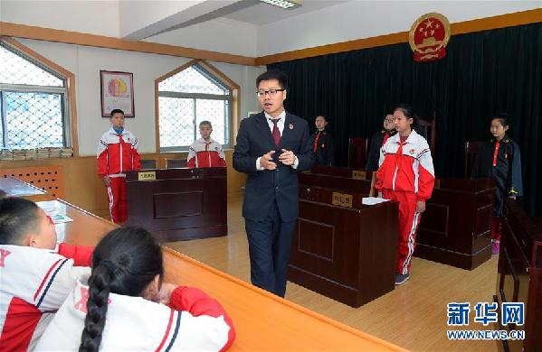 (新华全媒头条·图文互动)(1)开启法治中国新时代——以习近平同志为核心的党中央推进全面依法治国纪实