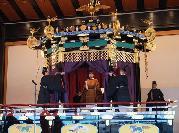 (国际)(2)日本天皇正式宣告即位