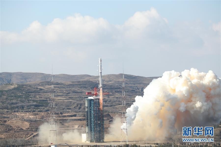 (科技)(2)高分七号卫星成功发射