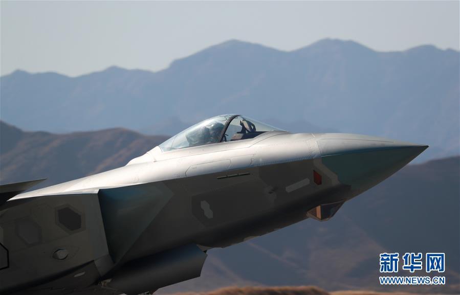 (人民空军70年·图文互动)人民空军航空兵体系作战能力实现新跨越