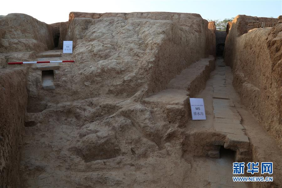 (图文互动)(8)江西南昌发现罕见大型六朝墓群