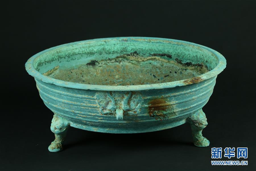 (图文互动)(2)江西南昌发现罕见大型六朝墓群
