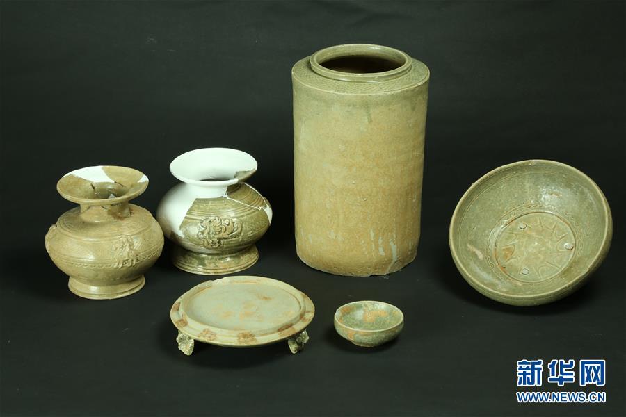 (图文互动)(4)江西南昌发现罕见大型六朝墓群