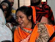 (國際)(1)孟加拉國一塑料制品廠失火已致13人死亡