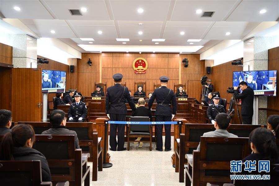 (法治)(2)云南高院依法公开宣判孙小果再审案 决定执行死刑