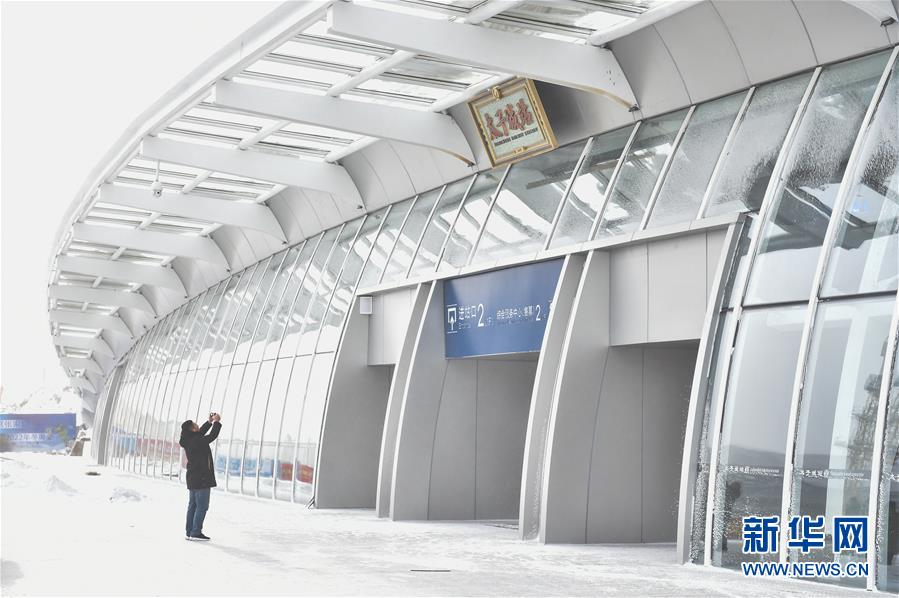 (新华全媒头条·图文互动)(2)百年跨越,逐梦京张——写在京张高铁开通暨中国高铁突破3.5万公里之际