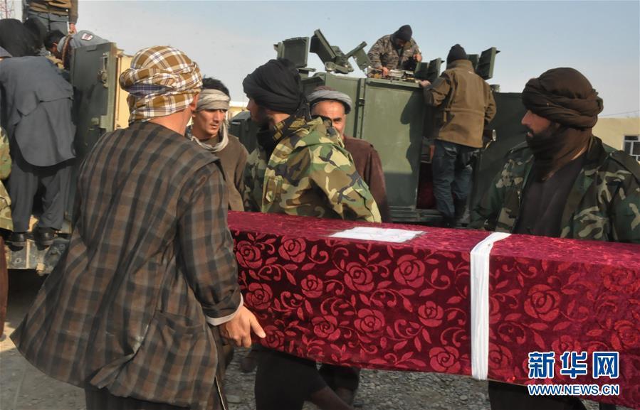 (国际)(2)阿富汗北部检查站遇袭
