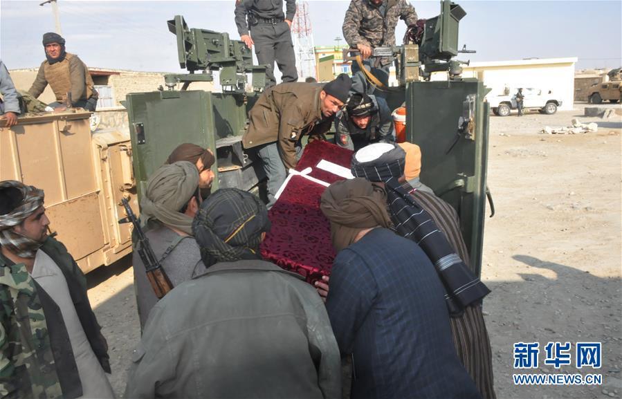 (国际)(3)阿富汗北部检查站遇袭