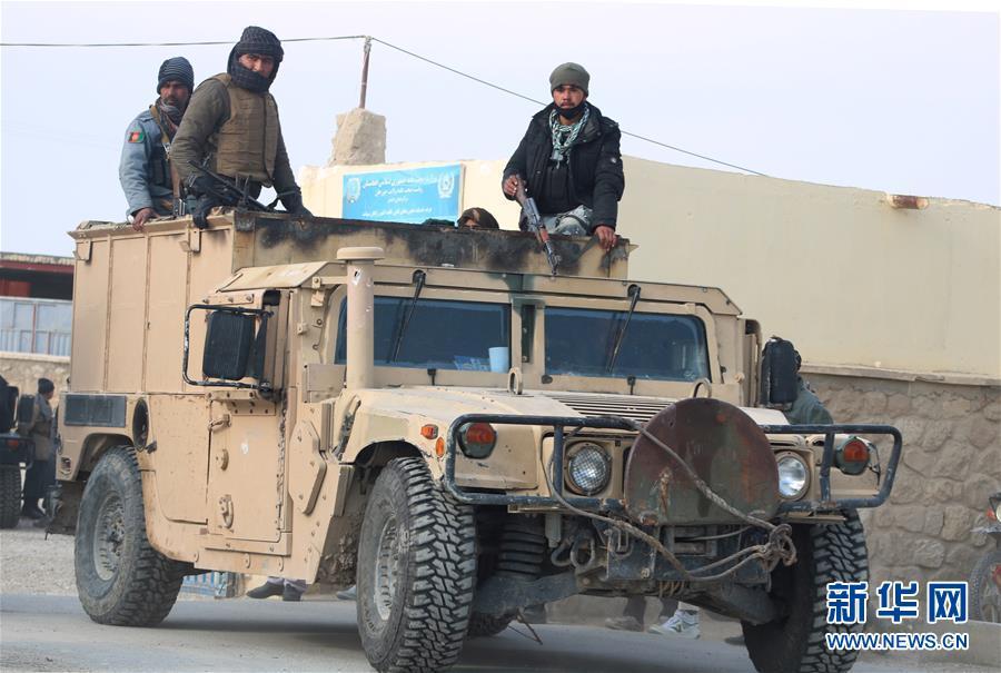 (国际)(4)阿富汗北部检查站遇袭