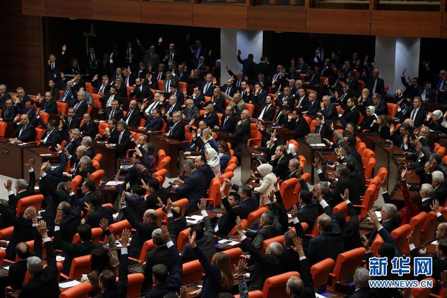 (国际)(2)土耳其议会通过出兵利比亚议案