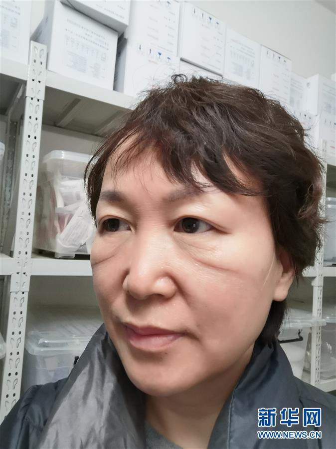 (新华全媒头条·图文互动)(4)凡人亦英雄——连线一线医护人员