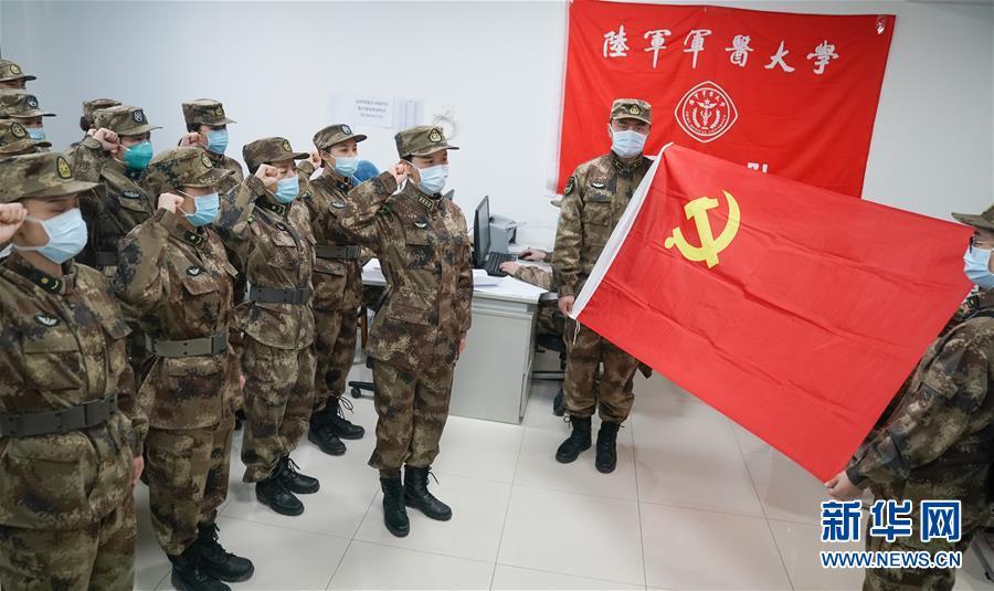 (新华全媒头条·图文互动)(8)英雄的城市,英雄的人民——写在武汉疫情防控胶着对垒的关键时刻