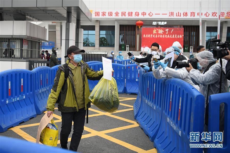 (新华全媒头条·图文互动)(1)英雄的城市,英雄的人民——写在武汉疫情防控胶着对垒的关键时刻