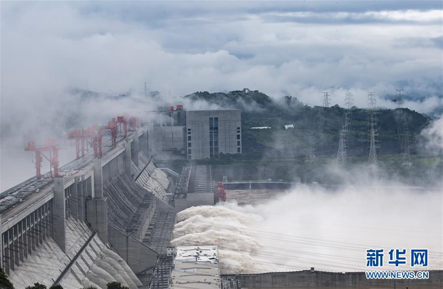"""#(防汛抗洪·图文互动)(2)""""长江2020年第3号洪水""""在长江上游形成"""