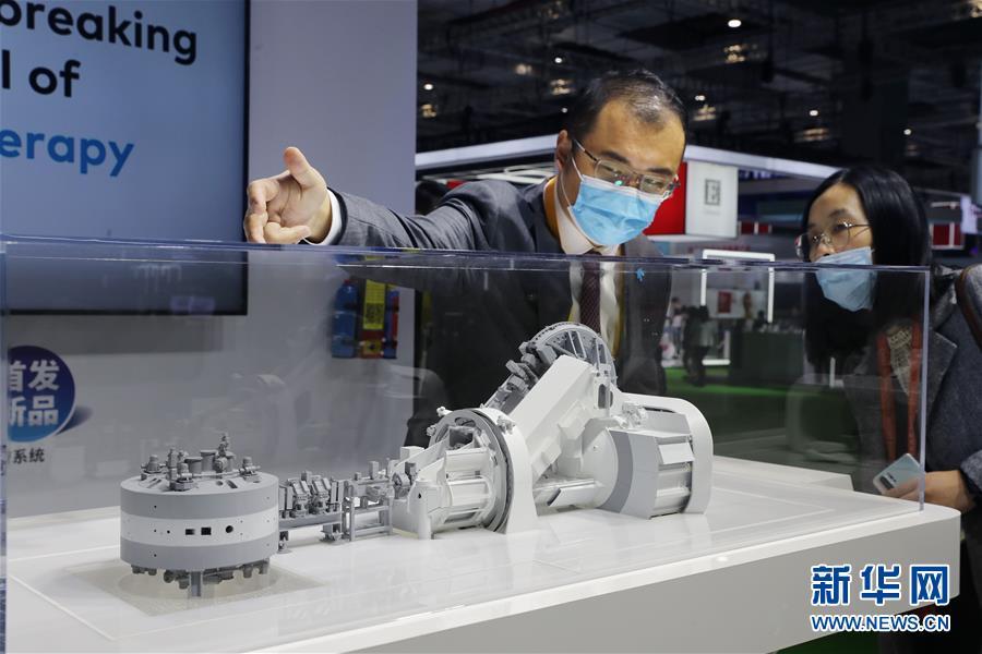 (新华全媒头条·图文互动)(3)一诺千金创未来——第三届中国国际进口博览会观察