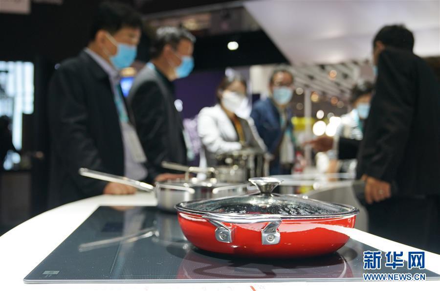 (新华全媒头条·图文互动)(6)一诺千金创未来——第三届中国国际进口博览会观察