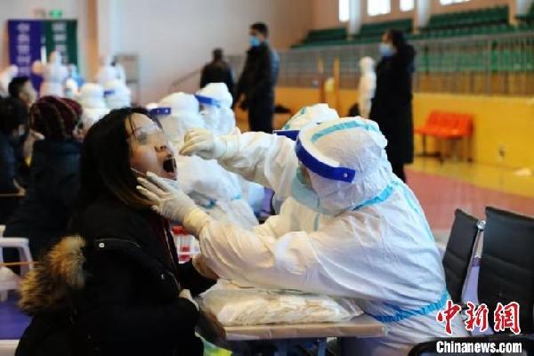 内蒙古满洲里:将于24日提前完成全员核酸检测