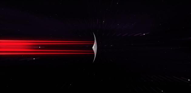 用来为飞船加速的太阳能板可能会成为尘埃的重点撞击对象