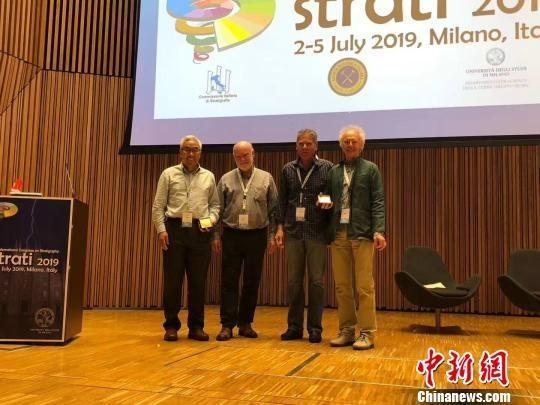 中国科学家首获国际地层学最高金奖